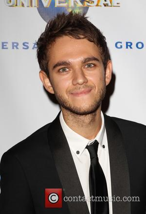 Zedd and Anton Zaslavski - Universal Music Group 2014 Post-Grammy Party At The Ace Hotel Theater - Los Angeles, California,...