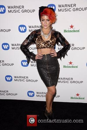 Neon Hitch - Celebrities attend Warner Music Group Annual Grammy Celebration at Sunset Tower Hotel. - Los Angeles, California, United...