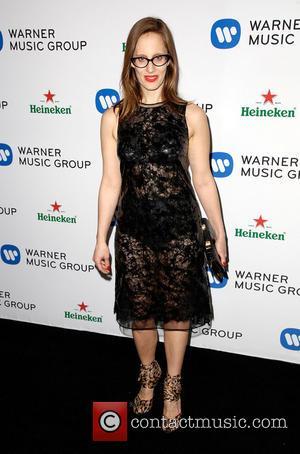Liz Goldwyn - Celebrities attend Warner Music Group Annual Grammy Celebration at Sunset Tower Hotel. - Los Angeles, California, United...