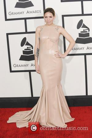 Skylar Grey - 56th GRAMMY Awards - Arrivals - Los Angeles, California, United States - Sunday 26th January 2014