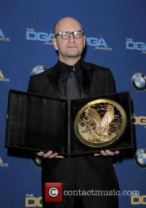 Steven Soderbergh - The 66th Annual DGA Awards 2014 - Pressroom - Los Angeles, California, United States - Sunday 26th...