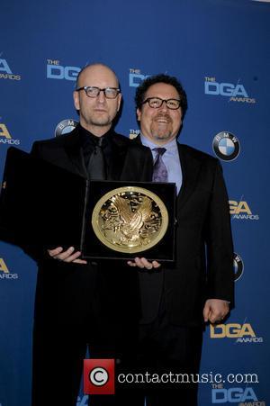 Steven Soderbergh and Jon Favreau