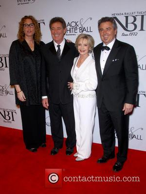 Judy Gold, Barry Williams, Florence Henderson and Christopher Knight