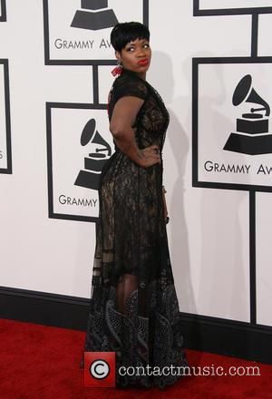 Fantasia - The 56th Annual GRAMMY Awards held at the Staples Center - Arrivals - Los Angeles, California, United States...