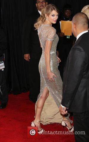 Taylor Swift - The 56th Annual GRAMMY Awards held at the Staples Center - Los Angeles, California, United States -...