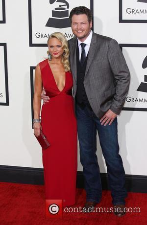 Miranda Lambert and Blake Sheldon