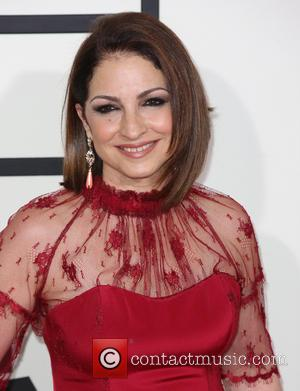 Gloria Estefan - The 56th Annual GRAMMY Awards held at the Staples Center - Arrivals - Los Angeles, California, United...