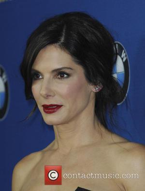 Sandra Bullock - The 66th Annual DGA Awards 2014 Arrivals - Los Angeles, California, United States - Sunday 26th January...