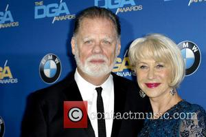 Taylor Hackford and Helen Mirren - The 66th Annual DGA Awards 2014 Arrivals - Los Angeles, California, United States -...