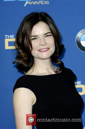 Betsy Brandt - The 66th Annual DGA Awards 2014 Arrivals - Los Angeles, California, United States - Sunday 26th January...