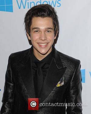 Austin Mahone - Universal Music Groupspost Grammy party - Arrivals - Los Angeles, California, United States - Sunday 26th January...