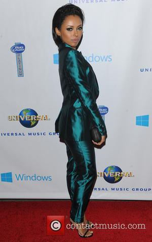 Kat Graham - Universal Music Groupspost Grammy party - Arrivals - Los Angeles, California, United States - Sunday 26th January...