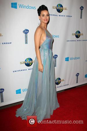 Katy Perry - Universal Music Group 2014 Post-Grammy Party At The Ace Hotel Theater - Los Angeles, California, United States...