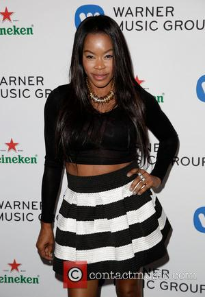 Golden Brooks - Celebrities attend Warner Music Group Annual Grammy Celebration at Sunset Tower Hotel. - Los Angeles, California, United...