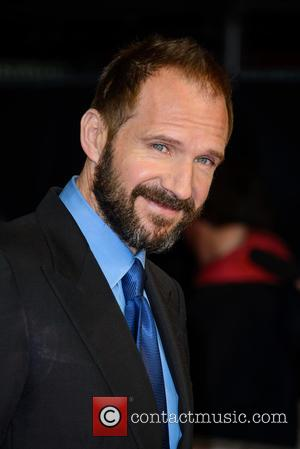 Ralph Fiennes - 'The Invisible Woman' U.K. Premiere held at the Odeon Kensington - Arrivals - London, United Kingdom -...