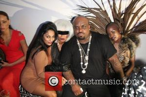 CeeLo Green - CeeLo Green & Primary Wave Music had an Animal House Themed Grammy Afterparty at Lot 613 in...