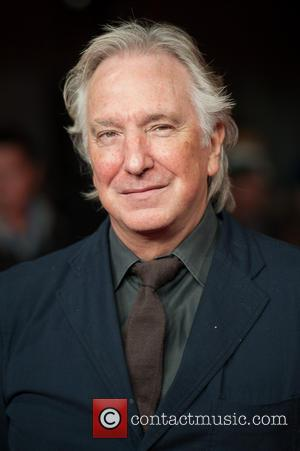 Alan Rickman - The Invisible Woman Premiere held at the Odeon Kensington - Arrivals. - London, United Kingdom - Monday...