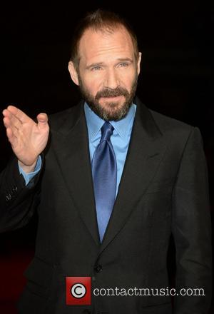 Ralph Fiennes - 'The Invisible Woman' Premiere held at the Odeon Kensington - Arrivals - London, United Kingdom - Monday...