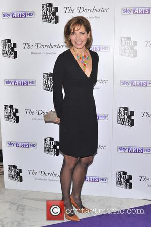 Darcey Bussell - The South Bank Sky Arts Awards held at the Dorchester Hotel - Arrivals. - London, United Kingdom...