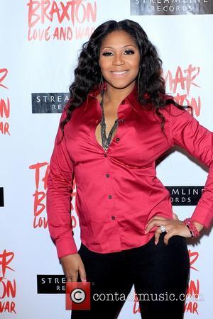 Trina Braxton - Tamar Braxton Post Grammy's Award Celebration at XEN Lounge in Studio City - Los Angeles, California, United...