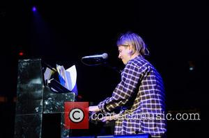 Tom Odell - Tom Odell performing live at Madison Square Garden - New York City, New York, United States -...