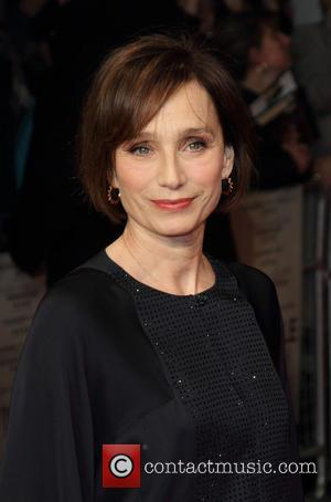 Kristin Scott Thomas - The Invisible Woman UK Premiere at the Odeon, Kensington, London at Odeon, Kensington, London - London,...