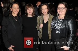 The Invisible, Gaby Tana, Abi Morgan, Claire Tomalin and Joanna Scanlan