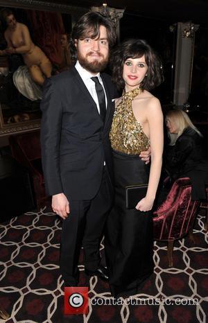Tom Burke and Felicity Jones