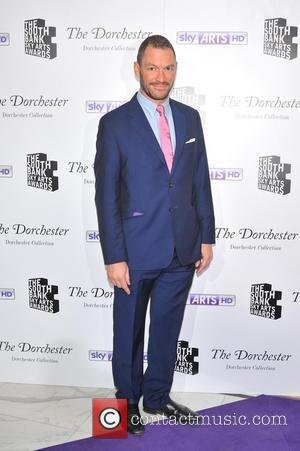 Dominic Cooper, Dorchester Hotel, South Bank London