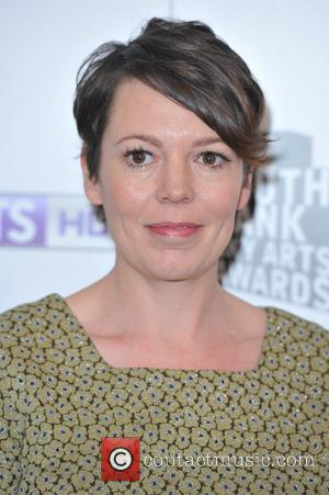 Olivia Colman - The South Bank Sky Arts Awards held at the Dorchester Hotel - Arrivals. - London, United Kingdom...