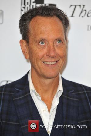 Richard E Grant - The South Bank Sky Arts Awards held at the Dorchester Hotel - Arrivals. - London, United...