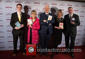 Nathan Filer, Kate Atkinson, Lucy Hughes-hallett, Michael Symmons Roberts and Chris Riddell