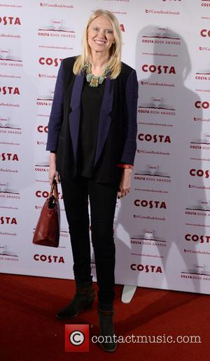 Anneka Rice - The 2013 Costa Book Of The Year Awards winners announced, held at Quaglino's - Arrivals - London,...