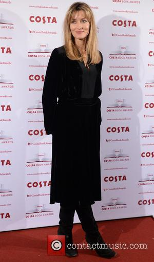 Natascha McElhone - The 2013 Costa Book Of The Year Awards winners announced, held at Quaglino's - Arrivals - London,...