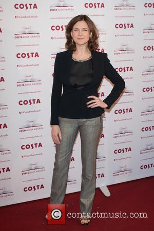 Katie Derham - 2013 Costa Book Award Winners announcement held at Quadlingo's. - London, United Kingdom - Tuesday 28th January...