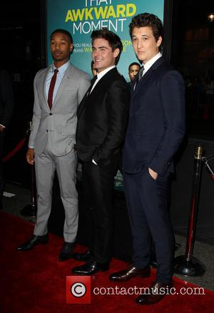 Michael B. Jordan, Zac Efron and Miles Teller