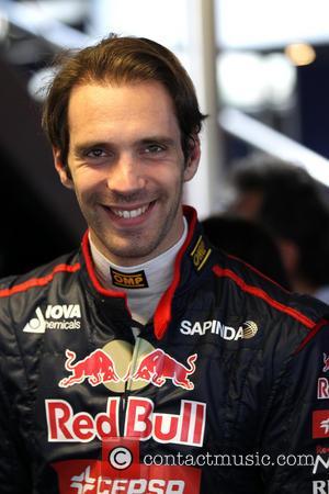 Jean-Eric Vergn - Formula One Winter Testing at the Circuito de Jerez - Jerez de la Frontera, Andalusia, Spain -...