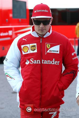 Kimi Raikkonen - Formula One Winter Testing at the Circuito de Jerez - Jerez de la Frontera, Andalusia, Spain -...