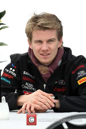 Nico Huelkenberg - Formula One Winter Testing at the Circuito de Jerez - Jerez de la Frontera, Andalusia, Spain -...