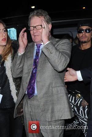 Jim Davidson - Celebrity Big Brother Finalists arrive for their after party at a London Hotel - London, United Kingdom...