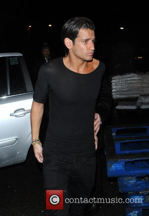 Ollie Locke - Celebrity Big Brother Finalists arrive for their after party at a London Hotel - London, United Kingdom...
