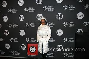 Anika Noni Rose - Time Warner Cable, Food Network and SHOWTIME Bring The Ultimate Tailgate Experience, NY - New York,...