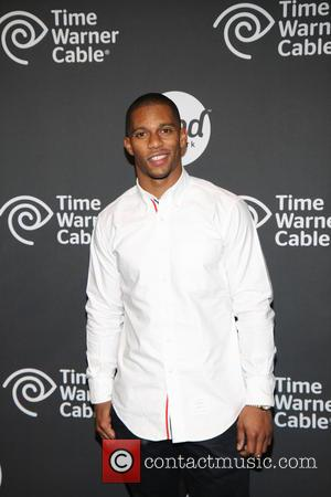 Victor Cruz - Time Warner Cable, Food Network and SHOWTIME Bring The Ultimate Tailgate Experience, NY - New York, New...
