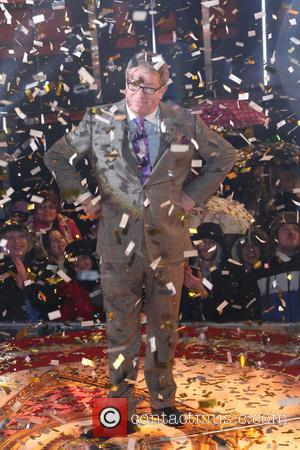 Jim Davidson - Celebrity Big Brother Final 2014, Celebrities leave the Big Brother House - London, United Kingdom - Wednesday...