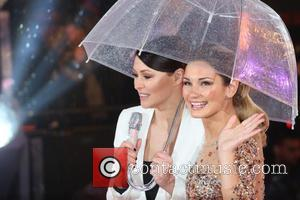 Sam Faiers and Emma Willis