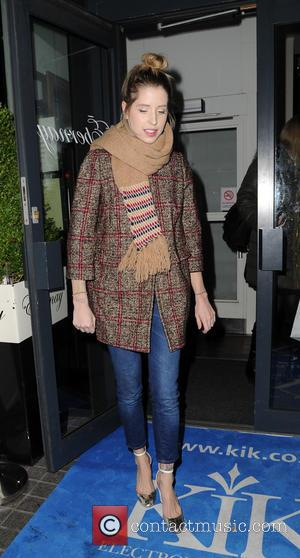 Peaches Geldof - KiK e-cigarettes launch party held at Épernay - Departures - Manchester, United Kingdom - Wednesday 29th January...