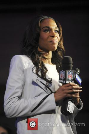 Michelle Williams - Pepsi Super Bowl XLVIII Halftime Show Press Conference - New York, New York, United States - Thursday...