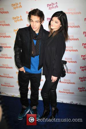 Austin Mahone and Kylie Jenner
