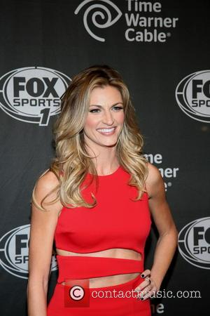 Erin Andrews - Time Warner Cable presents the FOX Sports 1 Thursday Night Super Bash at Time Warner Cable Studios...