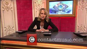 Carol McGiffin - Celebrity Big Brother's Bit On The Side, shown on Channel 5 HD - Thursday 30th January 2014